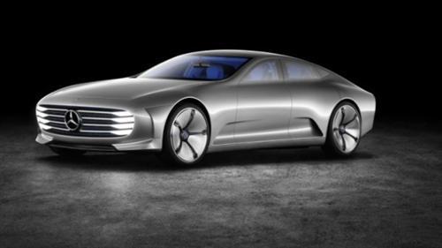 奔驰将推出四款电动车 直接对垒特斯拉