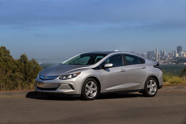 销量激增 美国7月最受欢迎电动汽车排行榜出炉