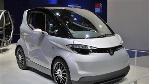 陈全世:轻量化的微型电动汽车是节能减排的必然选择