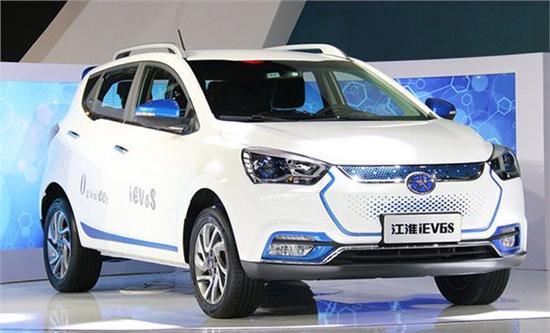 大众与江淮合作,新能源汽车行业 狼来了高清图片