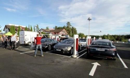 挪威:全球最大的电动车快充站开始营运