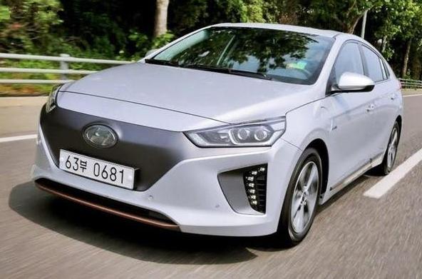 韩国济州岛投放电动车IONIQ  先试推广后上市