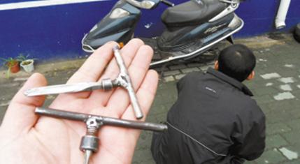 19秒盗一辆车!4类常见电动车锁安全性能比拼