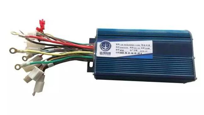 电动车控制器的常见故障及解决办法