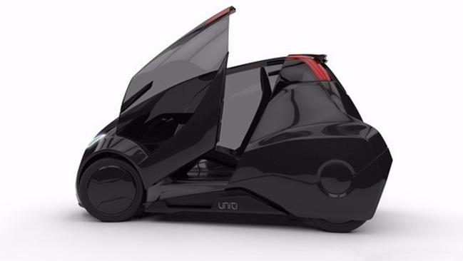 瑞典Utini有望2019年推出自动驾驶电动三轮车