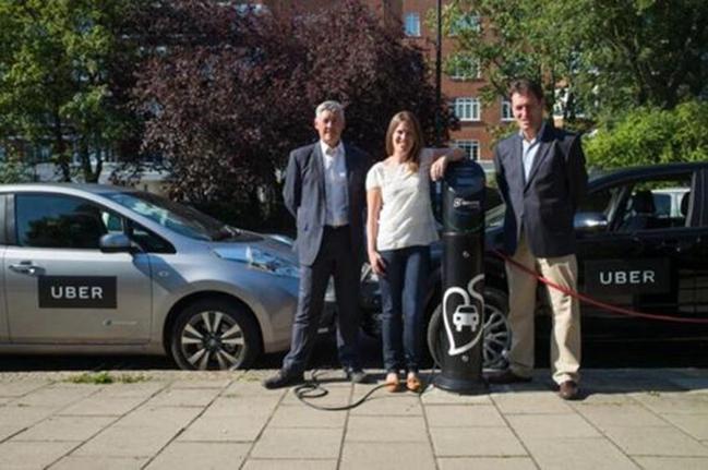 英政府拨款3500万英镑 大力发展新能源车