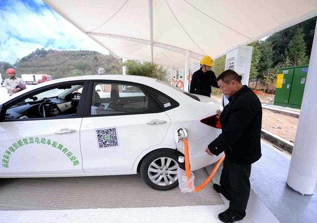 2016年南平市新能源非公交汽车推广应用及充电设施建设财政补贴实施细则