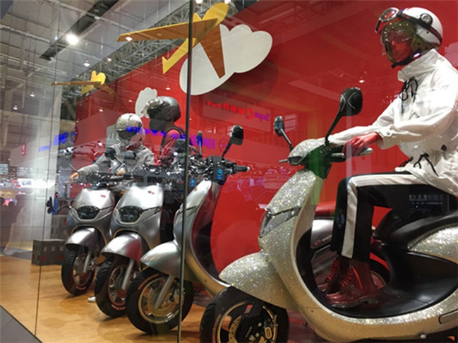 从南京展看电动车行业发展趋势