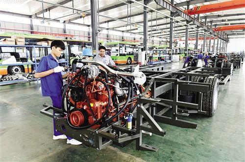 南宁打造国内领先的新能源汽车生产基地