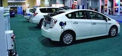 2016年10月新能源乘用车销3万 普混大幅超插混