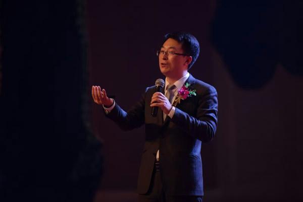 海宝营销中心总经理陈汉卿