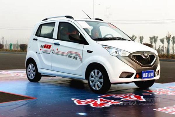 富路高效智能混动技术的发布,将推动整个低速电动汽车行业的发展.