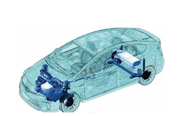 能源汽车电动压缩机6