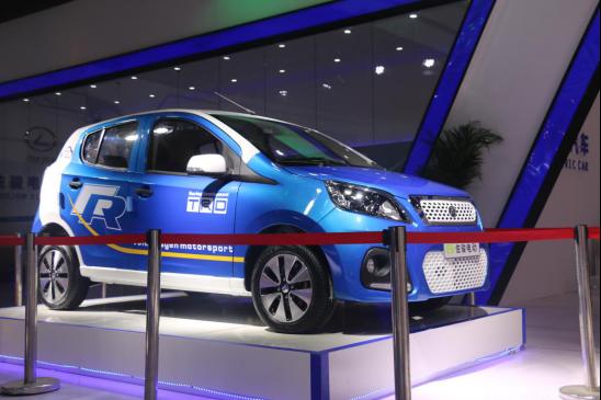 重金打造年产20万辆纯电动汽车的产业园,并携带新品佐骏z60下线,为