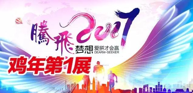 """鸡年第1展!济宁篷车展上演""""开门红""""!"""