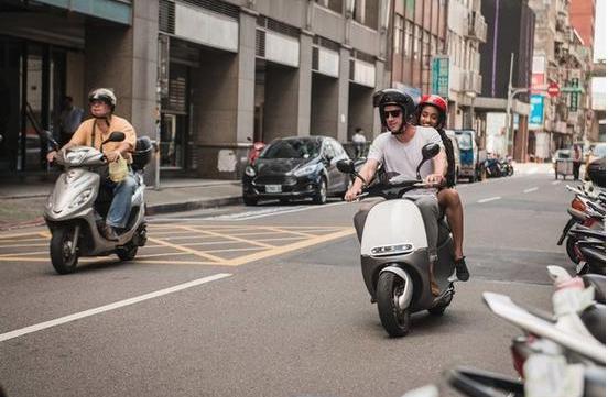 台湾2016年电动摩托车销售同比增2.6倍