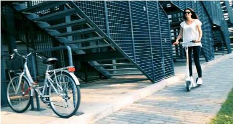 共享单车问题多,还是爱尔威电动自行车更适用