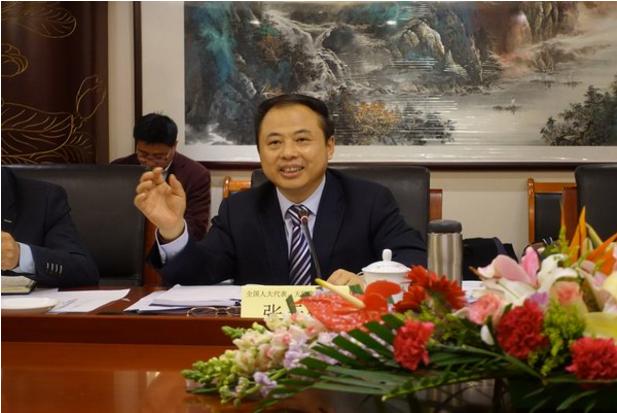 全国人大代表,天能集团董事长张天任