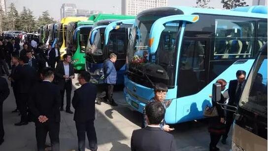 宇通发布睿控技术及新能源公交整体解决方案
