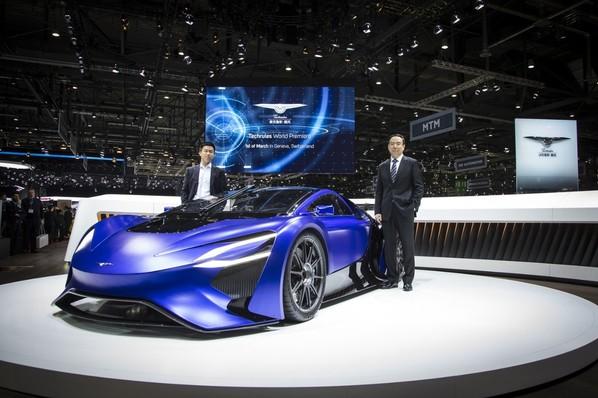 不去日内瓦车展,看这几款新能源汽车就够了