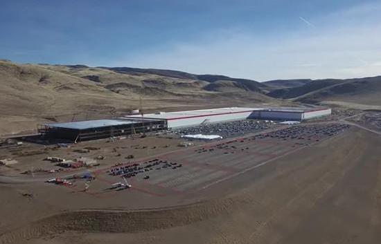 比肩Gigafactory 特斯拉前员工欲建电池厂