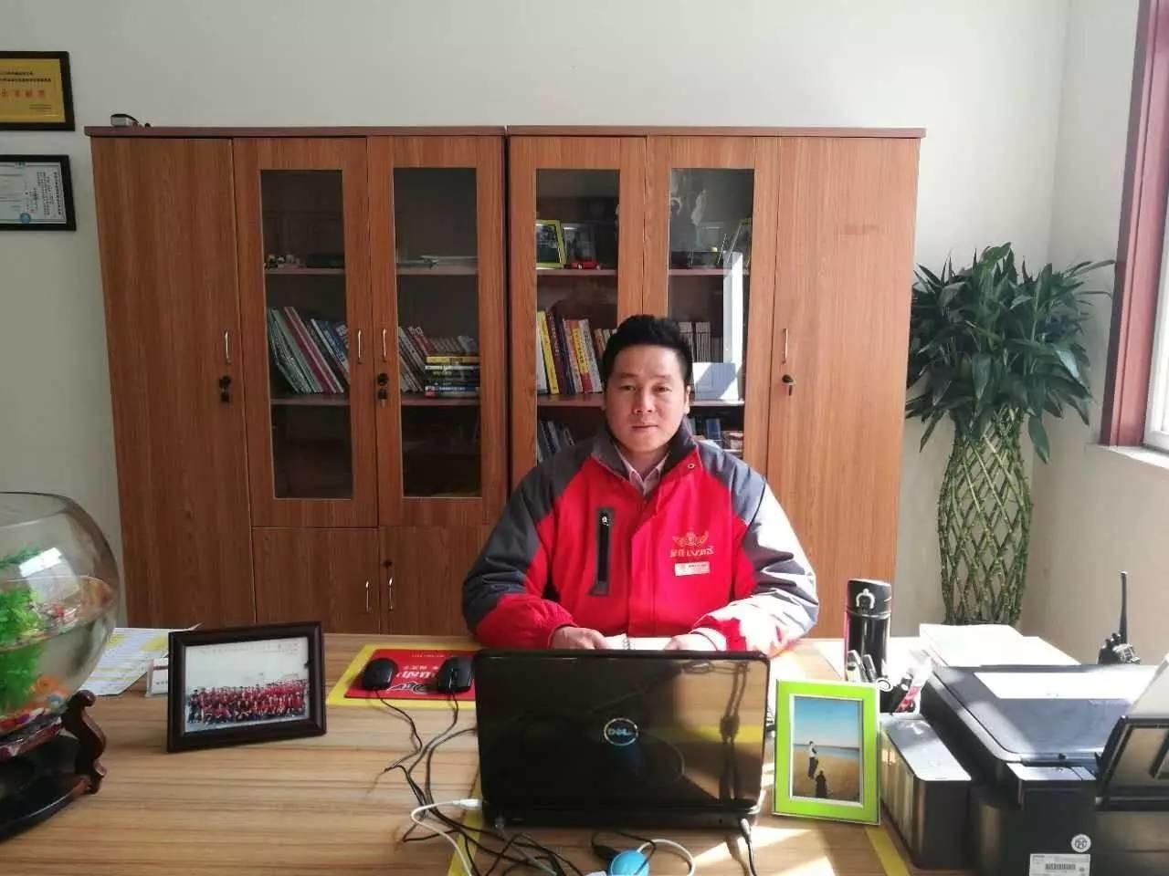 绿佳集团—天津分公司总经理胡扬龙讲述在绿佳的十年