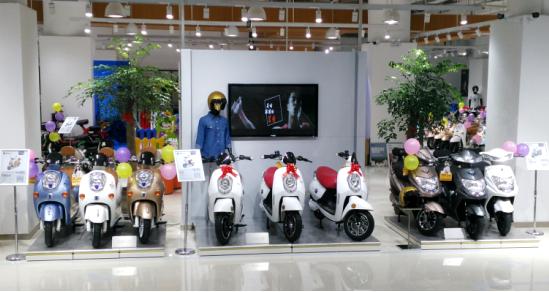 【爆点天津展】骑行文化诞生!智趣生活馆升级首映!