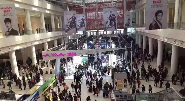 天津展|欢唱天津展,欢腾梅江会展中心