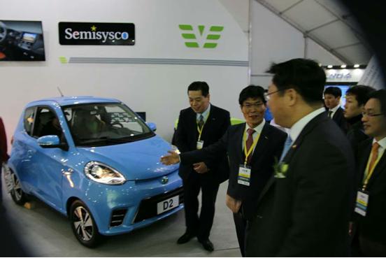 知豆电动汽车发力 加快海外市场布局