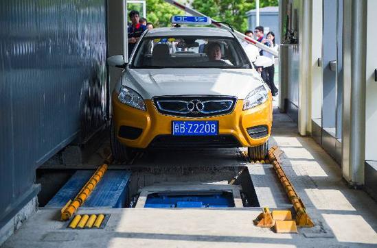 北京换电站调查:换电车不足千辆 盈利再等五年