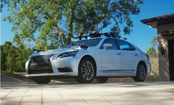 在自动驾驶领域已经落后的丰田是大器晚成?