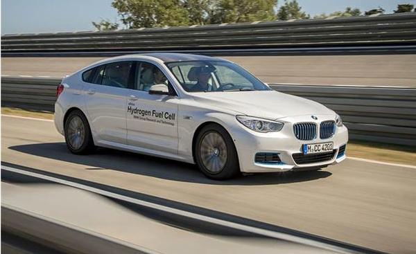 宝马氢燃料汽车将在2021年小批量投产