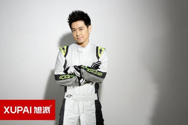 国际巨星林志颖签约旭派电池形象代言人