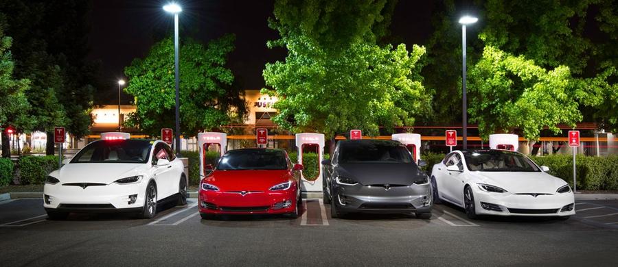 美国3月份电动车销量 特斯拉Model S蝉联榜首