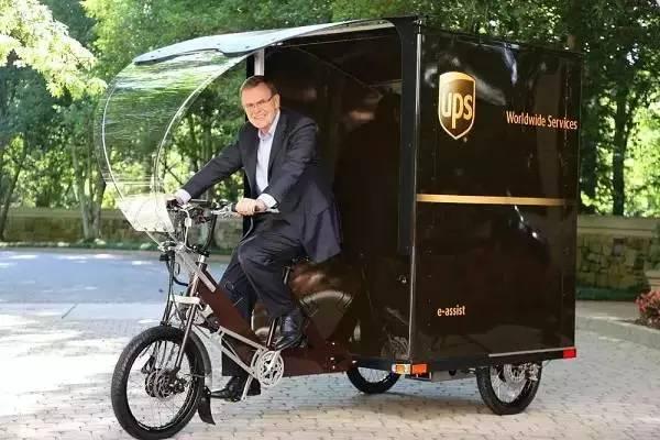 澳大利亚邮政在布里斯班试运行电动三轮车配送包裹