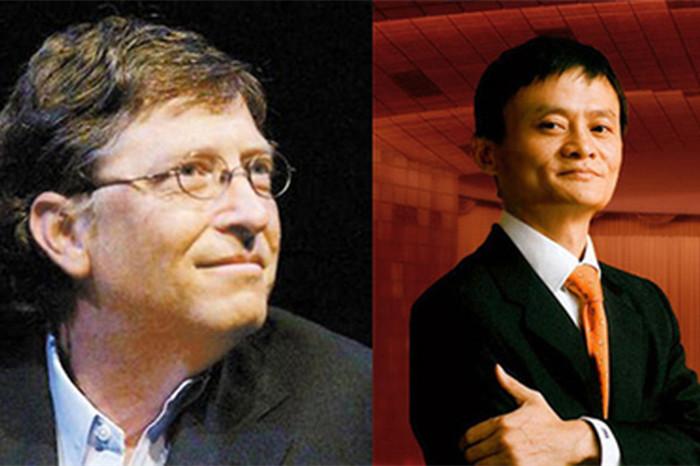 马云、比尔盖茨领衔地表最强投资基金团队 目标是让水变成燃料