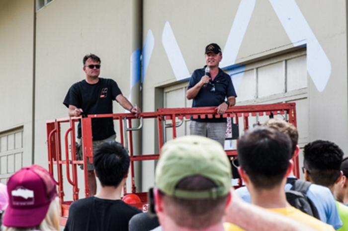 FF加州新生产基地揭幕 内华达工厂长期生产计划不变