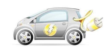 电动汽车用上新能源无线充电