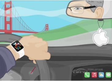 降低地图依赖 苹果自动驾驶专利曝光