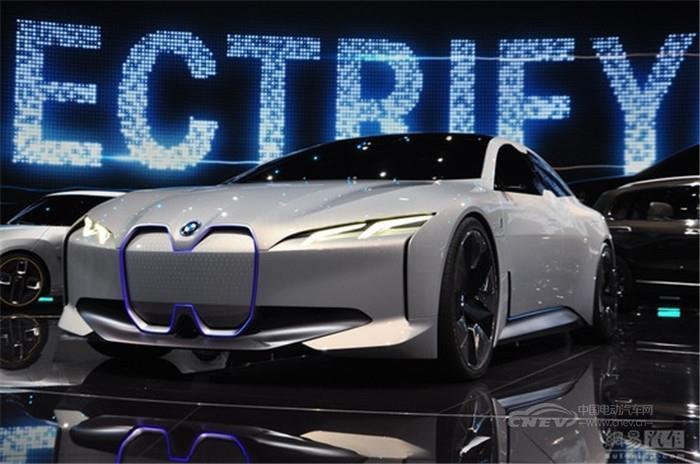 续航达600km 宝马纯电动轿跑2021年投产