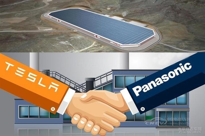 松下或携手特斯拉 在华建厂造超级电池