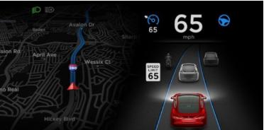 提升使用感受 特斯拉优化Autopilot系统