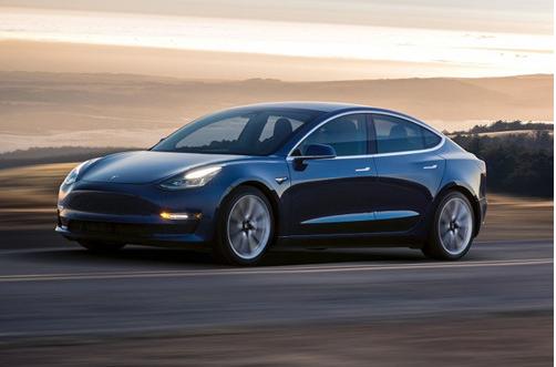 一季度交付8180辆:特斯拉Model 3已成美国最畅销电动汽车