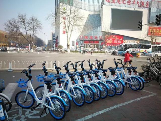 共享电动自行车被叫停
