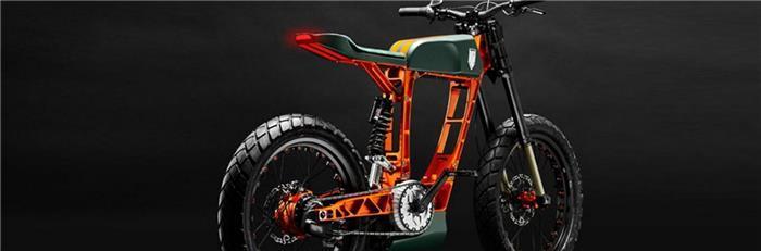 新款STORTA电动自行车亮相 铝质车架及48V电机吸睛