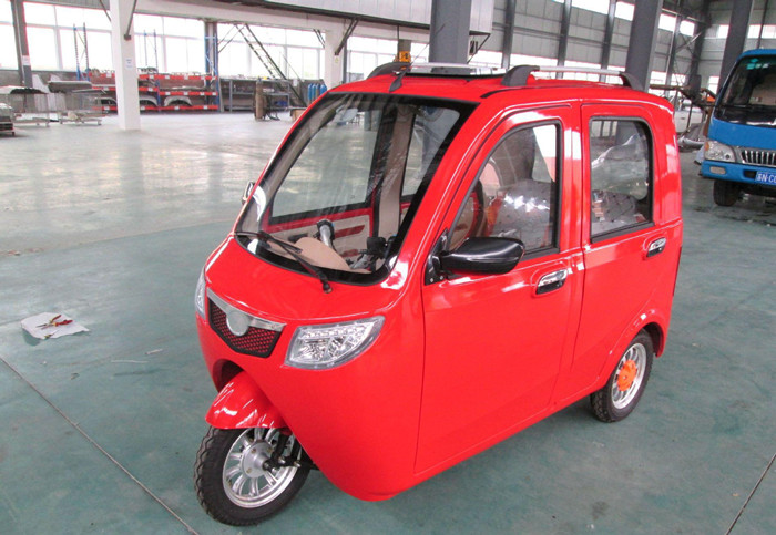 芜湖出台电动三轮管理方案 超标车将无法上路