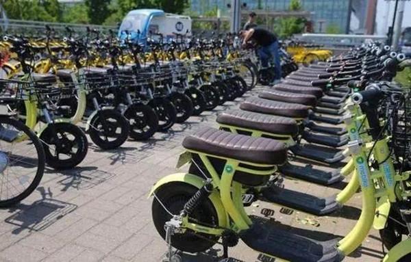 共享电动自行车为何频频夭折?