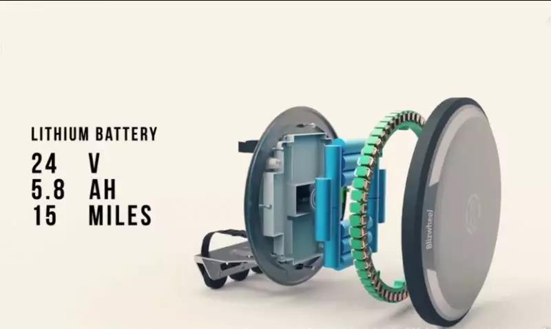 不用充电 手指控速,电动车还能怎么玩?