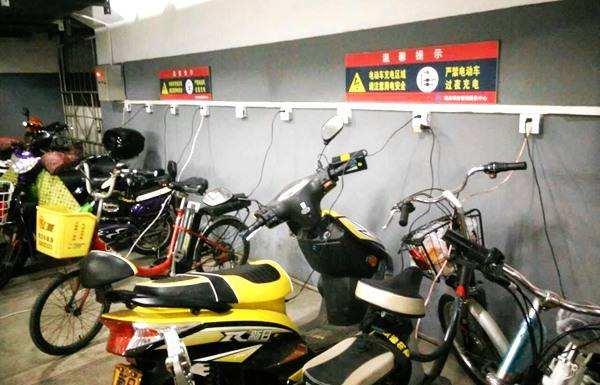 好消息!广州市民将有统一的电动车独立充电区