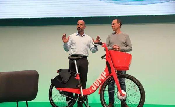 战火再起!Uber携电动车正式进入共享单车行列!